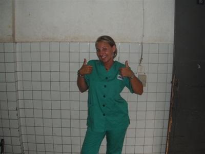 Volontaire médecine au Togo