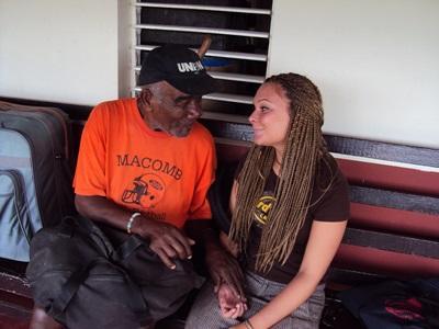 Mission humanitaire, Jamaïque par Camille Saint-Cast