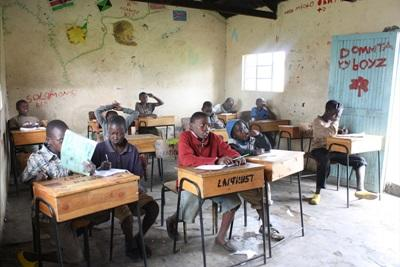 Mission humanitaire, Kenya par Carla Da Silva