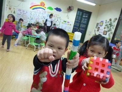 S'occuper d'enfants au Vietnam
