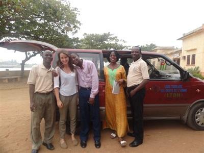 Mission droits de l'Homme au Togo