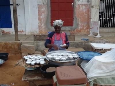 Scènes de rue togolaise