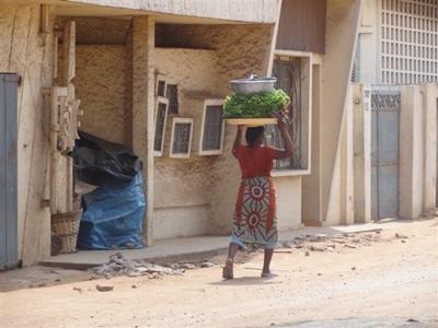 Volontariat au Togo
