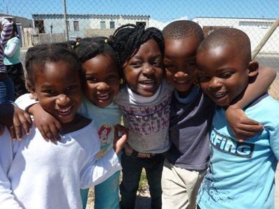 Mission humanitaire, Afrique du Sud par Catherine Lefeuvre