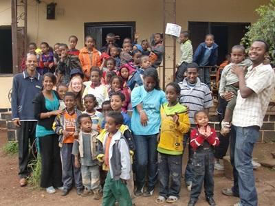 Ethiopie, mission humanitaire par Cécile Maure