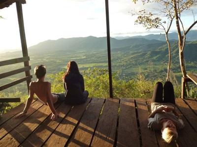 Etude de paysage au Costa-Rica - ecovolontariat