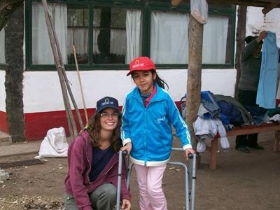Mission humanitaire en Argentine