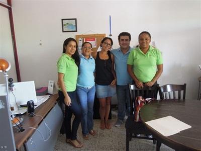 Avec l'équipe Projects Abroad à Liberia