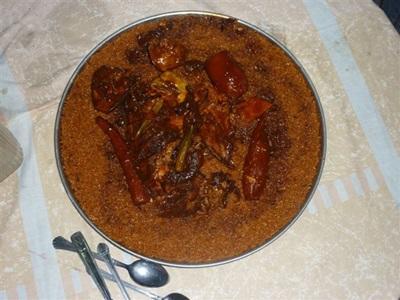 Cuisine au Sénégal