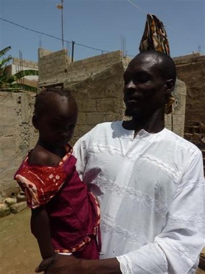 Famille sénégalaise