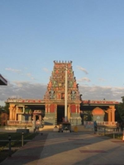 Temple Indien à Nadi