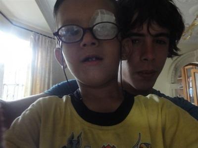 Clement en stage Médecine au Népal