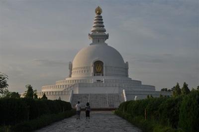 Temple népalais