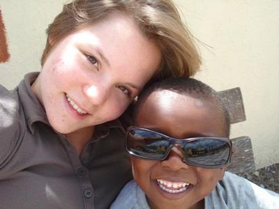 Missions humanitaires, Afrique du Sud par Clémentine Sanchez