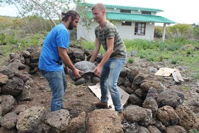 Ecovolontariat en Equateur