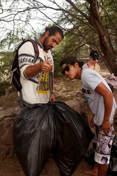 Protection ecosystème Galapagos