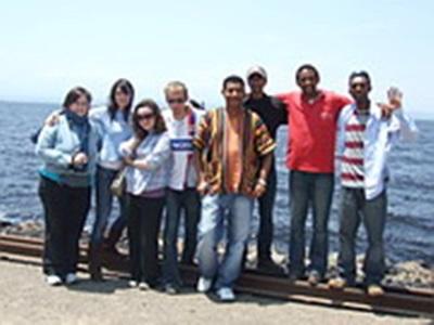David Genty Ethiopie