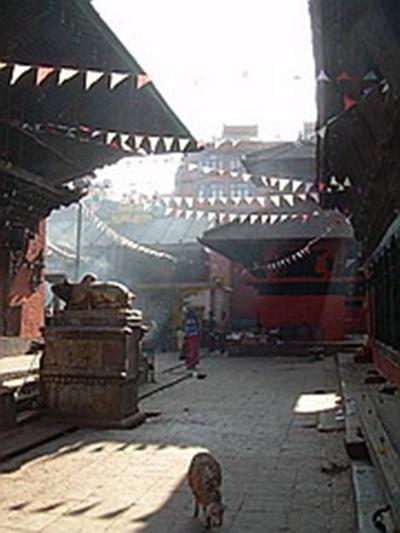 Kathmandou - Delphine Génard