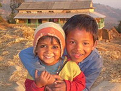 Visages du Népal - Delphine Génard