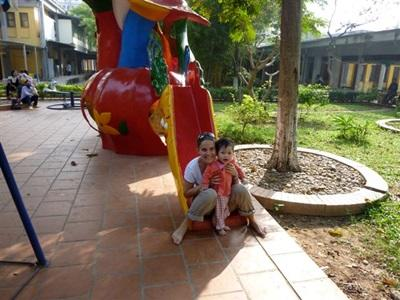 orphelinat au Vietnam