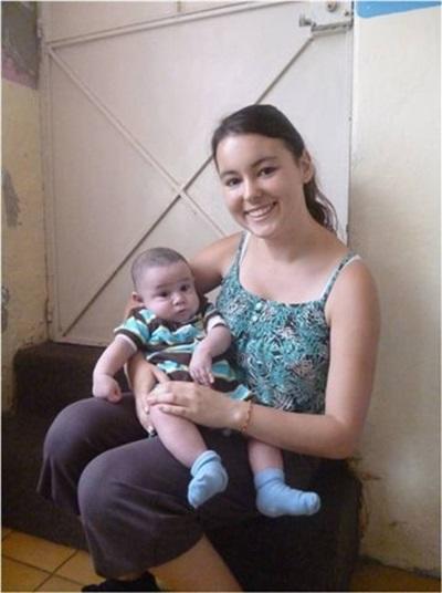 Mission humanitaire auprès de bébés au Mexique