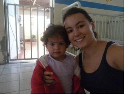 volontariat auprès d'enfants au Mexique
