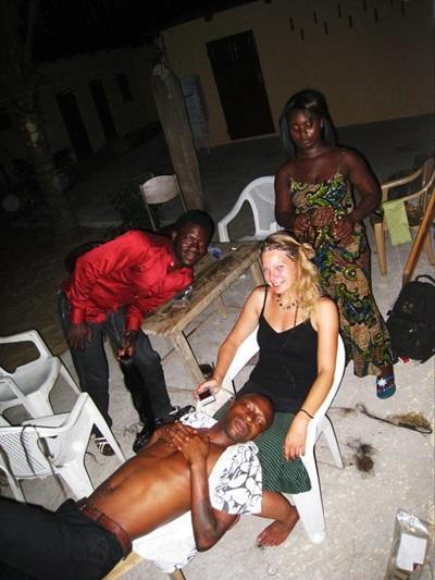Médecine, Togo par Elisabeth Hutter