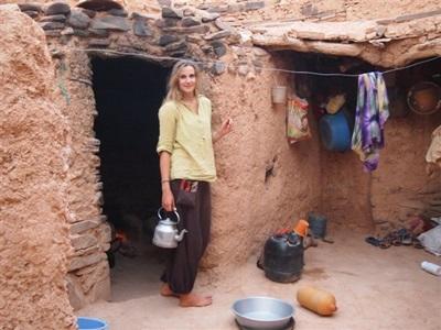 Partager le quotidien d'une famille marocaine