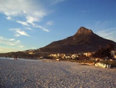 Table Mountain, le Cap, Afrique du Sud