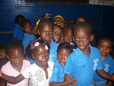 Enseignement, Ghana par Emilien Gacogne