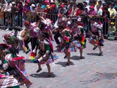 Carnaval Traditionnel Cusco