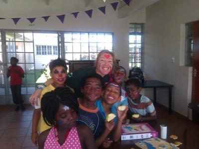 Mission humanitaire, Afrique du Sud par famille Boulot