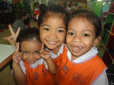 Mission humanitaire en Thaïlande