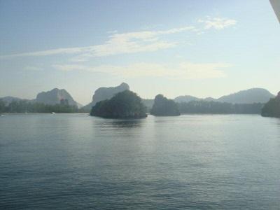 Paysages de Thailande