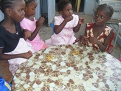 Mission humanitaire, Sénégal par Formosa Fulevo