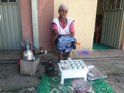 Mission humanitaire, Ethiopie par Franciane Gueneugues