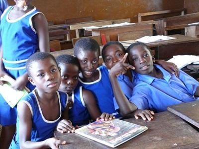 Enseigner le français en Afrique de l'Ouest
