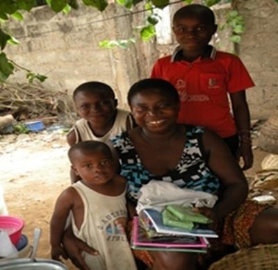 Famille d'accueil togolaise