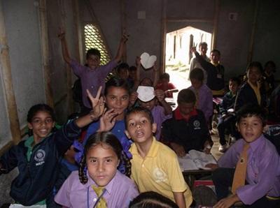 Enseigner l'anglais ou le français au Népal