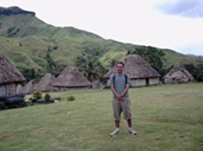 Enseignement, Fidji par Grégory Balmette