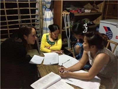 Cours d-anglais au vietnam