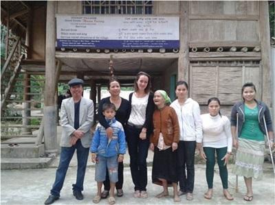 Immersion dans un village vietnamien