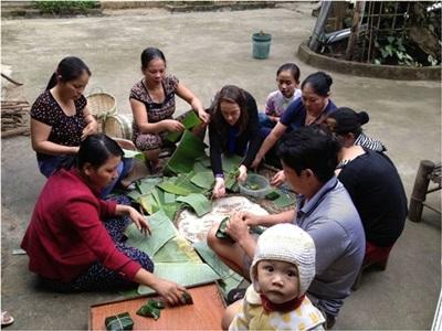 Partager la vie locale au Vietnam