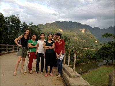 Volontariat dans un village vietnamien