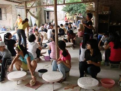 Atelier manuel Vietnam