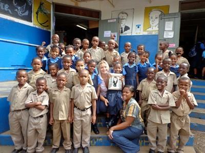 Mission bénévole enseignement dans les Caraïbes