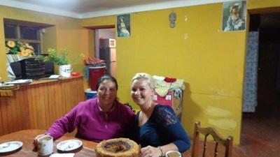 Ingrid, volontaire en famille d'accueil au Pérou