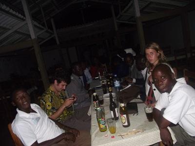 Droits de l'homme, Togo par Irène Chéron