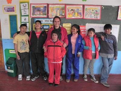 Aider des enfants handicapés en Amérique Latine