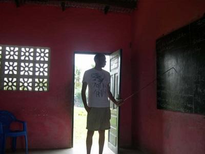 Enseignement au Ghana